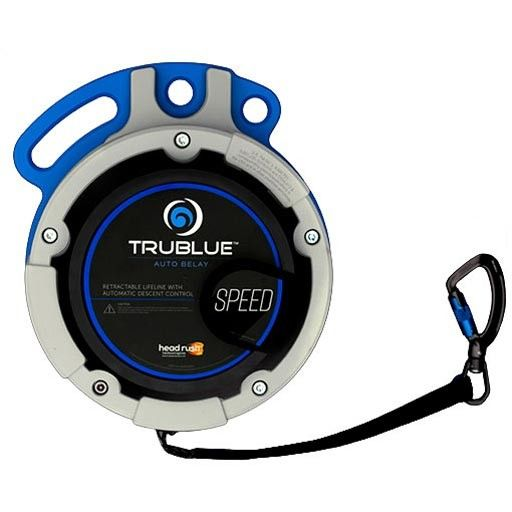 TRUBLUE SPEED - 12.5m Selbstsicherungsgerät HEAD RUSH TECHNOLOGIES